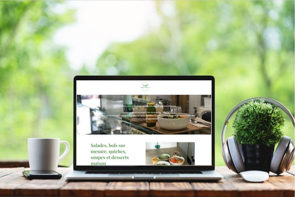 nouveau site web verdé levallois perret